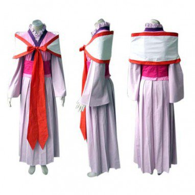 Code Geass Kaguya Halloween Cosplay Costume