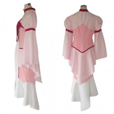 Code Geass Lelouch of the Rebellion Nunnally Lamperouge Halloween Cosplay