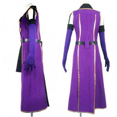 Code Geass Villetta Nu Halloween Cosplay Costume