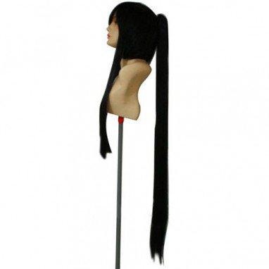 D.Gray Man Kanda Yuu Halloween Cosplay Wig