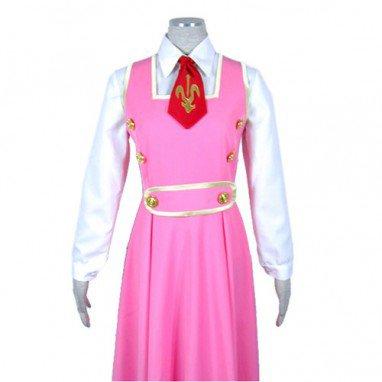 Pink Corda Halloween Cosplay Costume