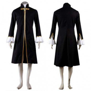 Suitable D.Gray Man cosplay costume