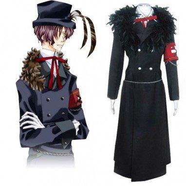 Cool HanaKisou Typing of The Chicken Kurotaka Halloween Cosplay Costume