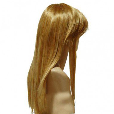 Final Fantasy Stella Nox Fleuret Halloween Cosplay Wig
