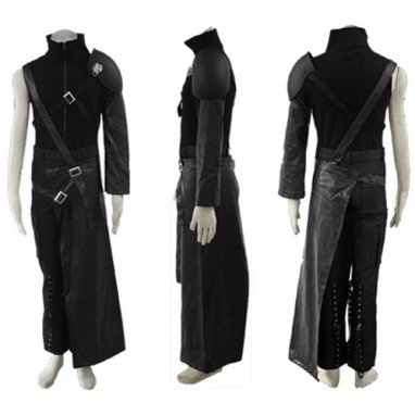 Final Fantasy VII Cloud Strife Men\'s cosplay costume