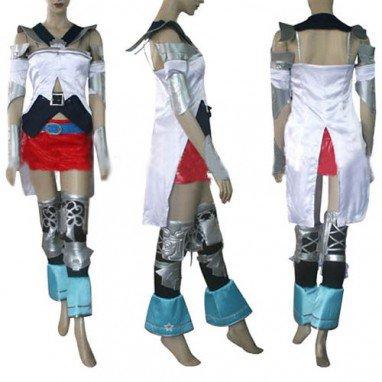 Final Fantasy XII Ashe Halloween Cosplay Costume