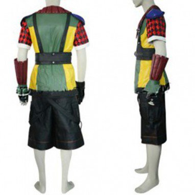 Final Fantasy XII Shuyin Halloween Cosplay Costume