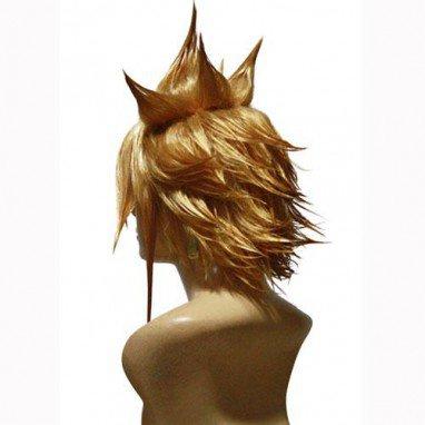 Final Fantasy7 Cloud Strife Halloween Cosplay Wig