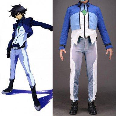 Gundam 00 Exia Halloween Cosplay Costume