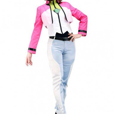 Gundam Felt Grace Halloween Cosplay Costume