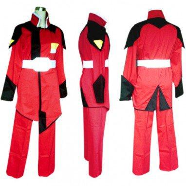 Gundam Seed Athrun Zala Halloween Cosplay Costume