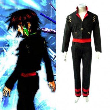 Gundam Seed Destiny Kira Yamato Halloween Cosplay Costume