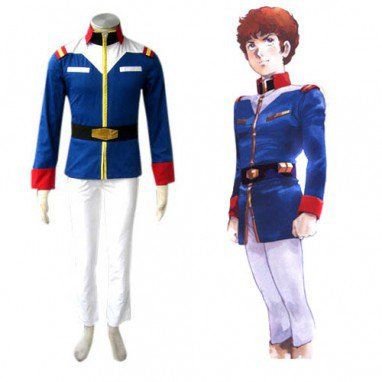 Gundam Seed Mobile Suit Destiny Halloween Cosplay Costume