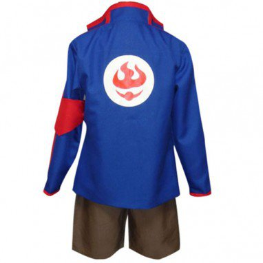 Gurren Lagann Simon Cosplay Costume - Halloween