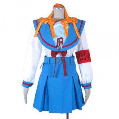 Haruhi Suzumiya Cosplay Costume - Halloween