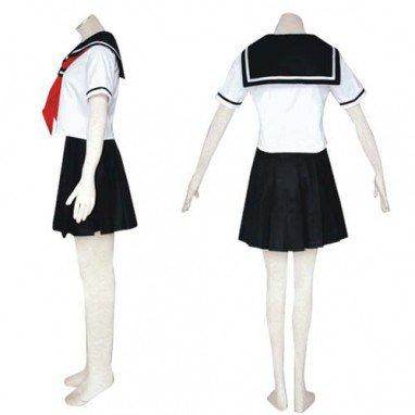Hell Girl Ai Enma Cosplay Costume -  Halloween