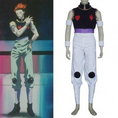 Hunter X Hunter Hisoka Halloween Cosplay