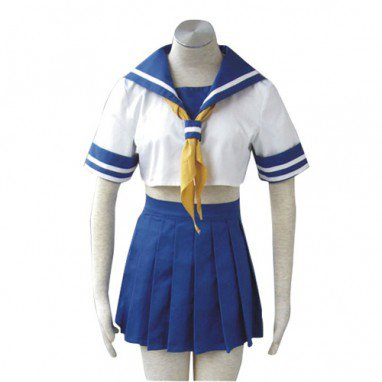 Ideal Ikki Touse Battle Vixens Halloween Cosplay Costume