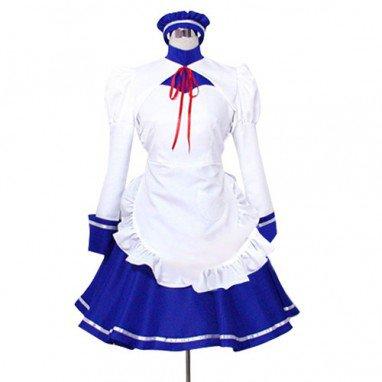 Melancholy of Haruhi Suzumiya Tsuruya Halloween Cosplay Costume