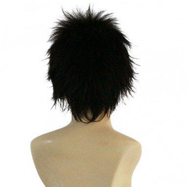 Cheap Reborn Hibari Kyoya Halloween Cosplay Wig