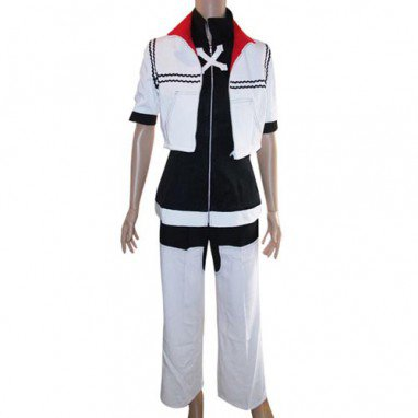 Ideal Kingdom Hearts Roxas Halloween Cosplay Costume