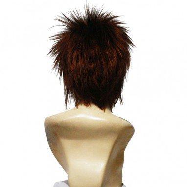 Katekyo Hitman Reborn Sawada Tsunayoshi 26cm Halloween Cosplay Wig