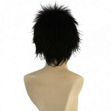Katekyo Hitman Reborn Takeshi Yamamoto Halloween Cosplay Wig
