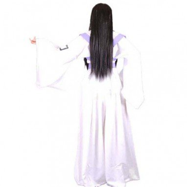 Kekkaishi Tokine Yukimura Halloween Cosplay Costume