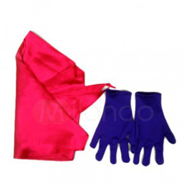 King of Fighter Athena Asamiya Halloween Cosplay Costume