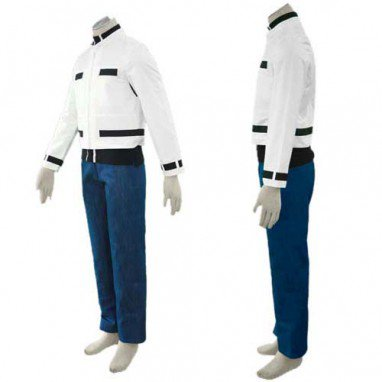 Suitable King of Fighters Kyo Kusanagi Halloween Cosplay Costume