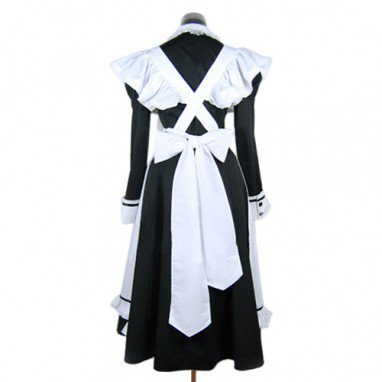 Maid Halloween Cosplay Costume