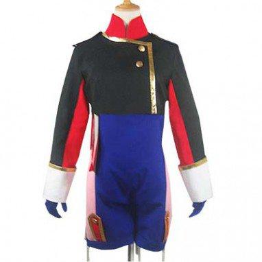 Macross Frontier FAlto Halloween Cosplay Costume