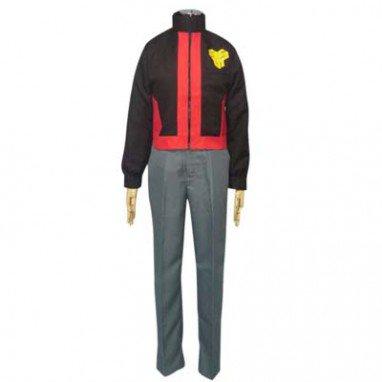 Macross Frontier SMS Uniform Halloween Cosplay Costume