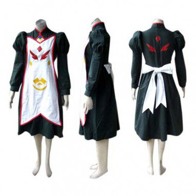 My- Otome Halloween Cosplay Costume