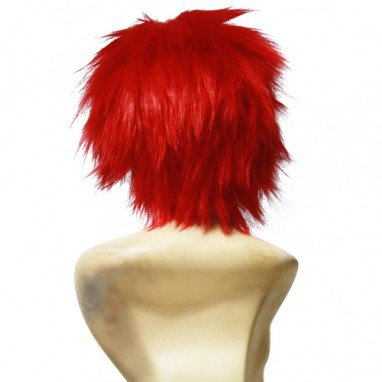 Naruto Gaara 25cm Halloween Cosplay Wig