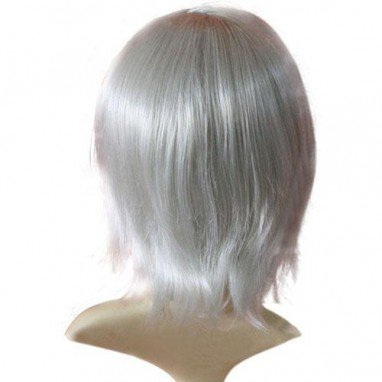 Naruto Kimimaro Kaguya 40cm Halloween Cosplay Wig