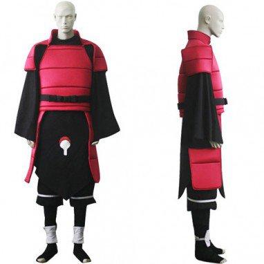 Naruto Madara Uchiha Halloween Cosplay Costume