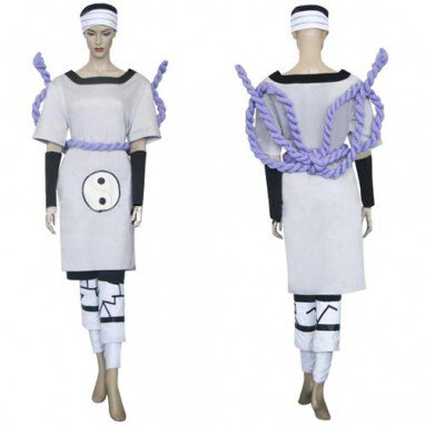 Naruto Tayuya Of The Sound Four Halloween Cosplay Costume