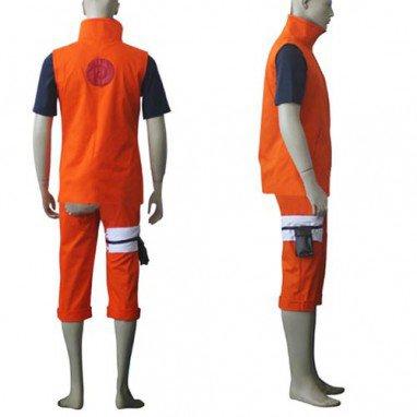 Naruto Uzumaki Naruto Halloween Cosplay Costume