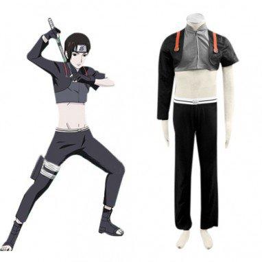 Suitable Naruto Sai Halloween Cosplay Costume