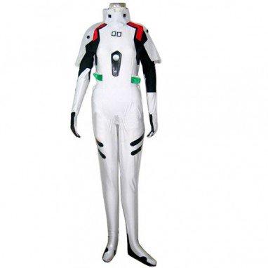EVA Rei Ayanami Halloween Cosplay Costume