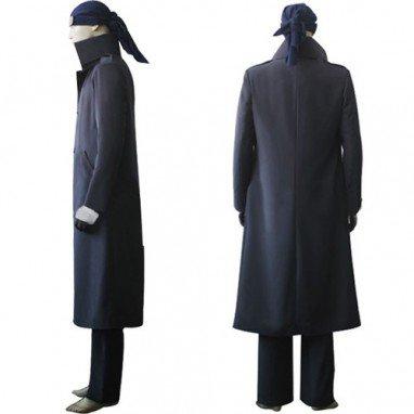 Naruto Ibiki Morino Halloween Cosplay Costume