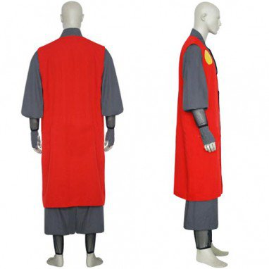 Naruto Jiraiya Halloween Cosplay Costume