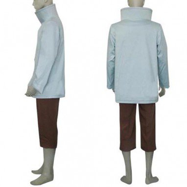 Naruto Shino Aburame Halloween Cosplay Costume