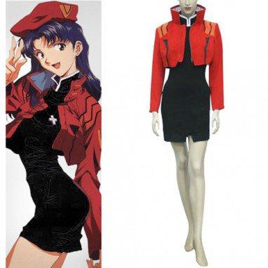 Neon Genesis Evangelion Misato Katsuragi Halloween Cosplay