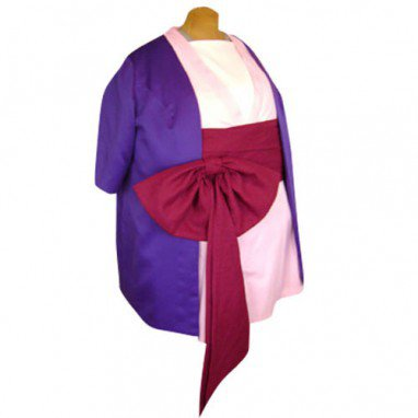 Ace Attorney Maya Fey Halloween Cosplay Costume
