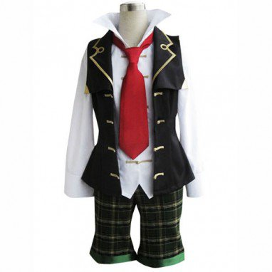 Ideal Pandora Hearts Oz Vessalius Halloween Cosplay Costume