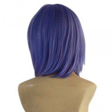 Neon Genesis Evangelion Ayanami Rei Halloween Cosplay Wig