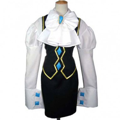 Phoenix Wright Von Karma Halloween Cosplay Costume