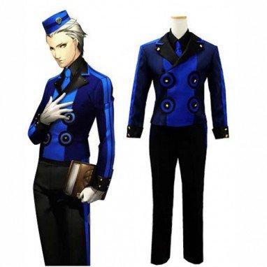 Shin Megami Tensei-Persona 3 TEODOA Halloween Cosplay Costume